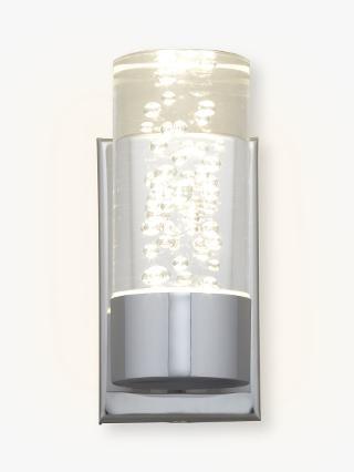 Buy John Lewis Zeus Bubbles Bathroom Wall Light Online at johnlewis.com