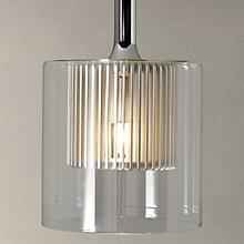 Buy John Lewis Salvatore Glass Pendant Light Online at johnlewis.com