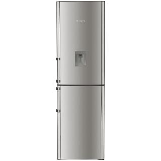 Buy Hotpoint FFFL2012X Fridge Freezer, A+ Energy Rating, 60cm Wide, Stainless Steel Online at johnlewis.com