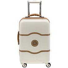 Buy Delsey Chatelet 4-Wheel 55cm Cabin Suitcase Online at johnlewis.com