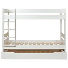 Buy Stompa Uno Plus Detachable Bunk Bed with Truckle Online at johnlewis.com