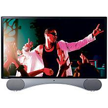 "Buy Linsar X24-DVD LED HD 1080p TV/DVD Combi, 24"" with Freeview HD Online at johnlewis.com"