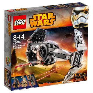 Buy LEGO Star Wars Rebels TIE Advanced Prototype Online at johnlewis.com