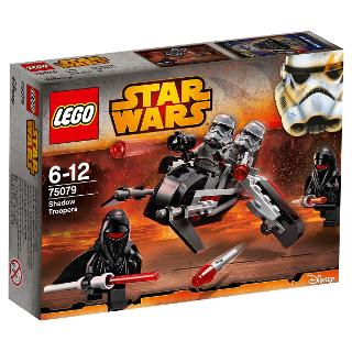 Buy LEGO Star Wars Shadow Troopers Online at johnlewis.com