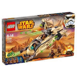 Buy LEGO Star Wars Rebels Wookiee Gunship Online at johnlewis.com