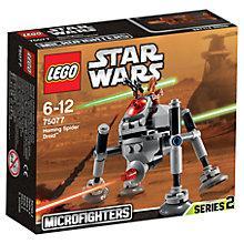 Buy LEGO Star Wars Homing Spider Droid Online at johnlewis.com