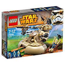 Buy LEGO Star Wars AAT Online at johnlewis.com