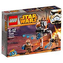 Buy LEGO Star Wars Geonosis Troopers Online at johnlewis.com