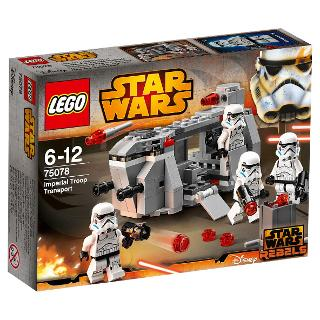 Buy LEGO Star Wars Rebels Imperial Troop Transport Online at johnlewis.com