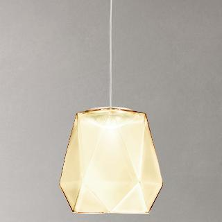 Buy Philips myLiving Italo LED Ceiling Pendant, Yellow Online at johnlewis.com