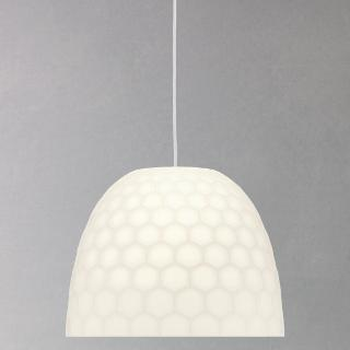 Buy Philips myLiving Conbrio LED Pendant Light, White Online at johnlewis.com