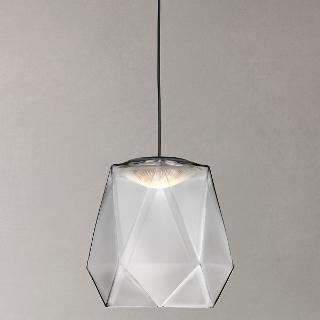 Buy Philips myLiving Italo LED Pendant Light, Grey Online at johnlewis.com