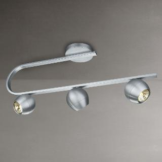 Buy Philips Lirio Planet 3 Spot Lights, Aluminium Online at johnlewis.com