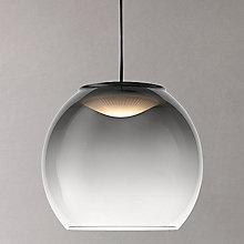 Buy Philips myLiving Vienne LED Pendant Light, Grey Online at johnlewis.com