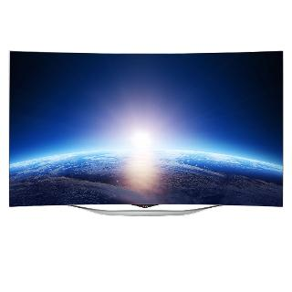 "Buy LG 55EC930V Curved OLED Full HD 3D Smart TV, 55"" with Freeview HD, 2x 3D Glasses and 2x 3D Clip-on Glasses Online at johnlewis.com"