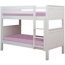 Buy Stompa Gerry Bunk Bed, White Online at johnlewis.com