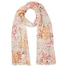 Buy Lola Rose Giant Leopard Print Scarf, Pink Online at johnlewis.com