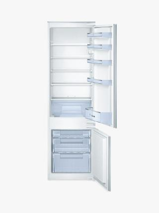 Buy Bosch KIV38X22GB Integrated Fridge Freezer, A+ Energy Rating, 54cm Wide Online at johnlewis.com