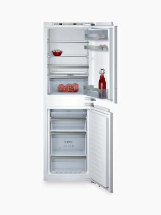 Buy Neff KI7853D30G Integrated Fridge Freezer, A++ Energy Rating, 56cm Wide Online at johnlewis.com