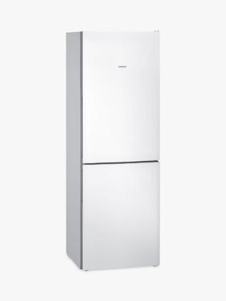 Buy Siemens KG33VVW31G Fridge Freezer, A++ Energy Rating, 60cm Wide, White Online at johnlewis.com