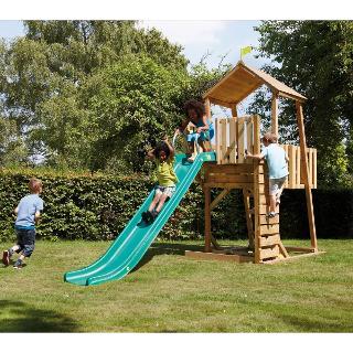 Buy TP Toys KW2S5 Kingswood2 Tower & Rapide Slide Set Online at johnlewis.com