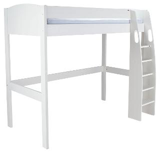 Buy Stompa Uno S Plus High-Sleeper Bed Frame Online at johnlewis.com