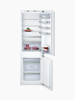 Buy Neff KI7863D30G Integrated Fridge Freezer, A++ Energy Rating, 55cm Wide Online at johnlewis.com