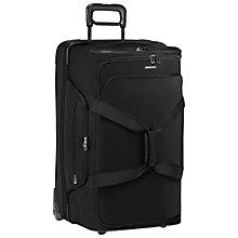 Buy Briggs & Riley Dual Compartment 2-Wheel Holdall Online at johnlewis.com