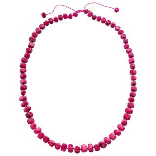 Buy Lola Rose Fonda Necklace, Pink/Turquoise Online at johnlewis.com