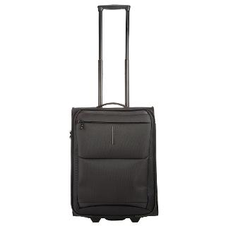Buy John Lewis 2-Wheel Noir 55cm Cabin Suitcase, Black Online at johnlewis.com