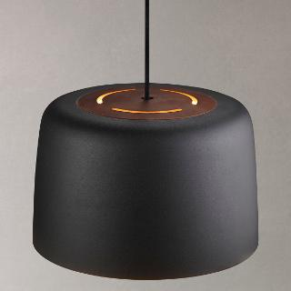 Buy Nordlux Vision Ceiling Light, Black Online at johnlewis.com