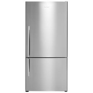 Buy Fisher & Paykel E442BRX4 ActiveSmart Fridge Freezer, A+ Energy Rating, 68cm Wide, Stainless Steel Online at johnlewis.com