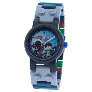 Buy LEGO Star Wars Chewbacca Hans Solo Watch Online at johnlewis.com