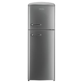 Buy Gorenje RF60309OX Freestanding Fridge Freezer, A++ Energy Rating, Right-Hand Hinge, 60cm Wide, Silver Online at johnlewis.com