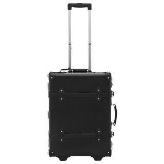 Buy Reiss Wayfarer Wheeled Suitcase, Black Online at johnlewis.com