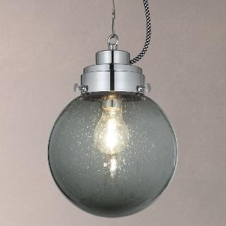 Buy Original BTC Globe Ceiling Light, Anthracite, Small Online at johnlewis.com