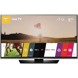 "Buy LG 49LF630V LED HD 1080p Smart TV, 49"" with Freeview HD and Built-In Wi-Fi Online at johnlewis.com"