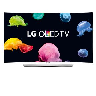 "Buy LG 55EG960V Curved 4K Ultra HD OLED 3D Smart TV, 55"" with Freeview HD, Built-In Wi-Fi, Harman/kardon Audio & 2x 3D Glasses Online at johnlewis.com"