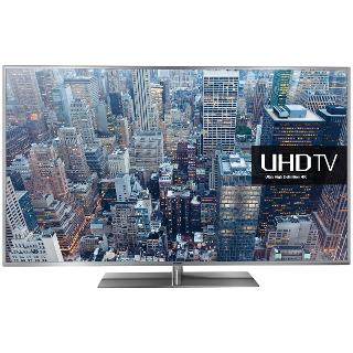 "Buy Samsung UE48JU6410 LED 4K Ultra HD Smart TV, 48"" with Freeview HD/freesat HD and Built-In Wi-Fi Online at johnlewis.com"