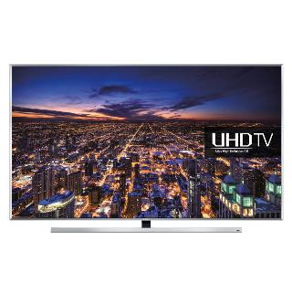 "Buy Samsung UE65JU7000 LED 4K Ultra HD 3D Smart TV, 65"" with Freeview HD/freesat HD and Built-in Wi-Fi Online at johnlewis.com"