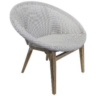 Buy Hudson Living Lloyd Loom Tub Chair Online at johnlewis.com