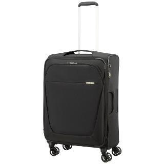Buy Samsonite B-Lite 3 4-Wheel 71cm Medium Suitcase, Black Online at johnlewis.com