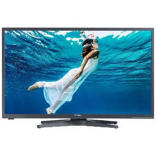 "Buy Linsar 32LED700 LED HD Ready Smart TV/DVD Combi, 32"" with Freeview HD and Built-In Wi-Fi Online at johnlewis.com"