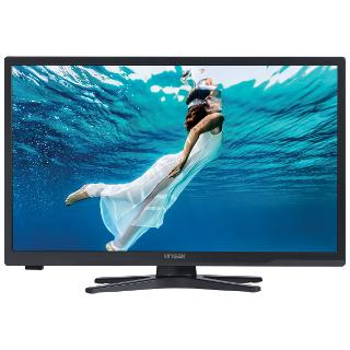 "Buy Linsar 24LED3000 LED HD 1080p Smart TV/DVD Combi, 24"" with Freeview HD and Built-In Wi-Fi Online at johnlewis.com"