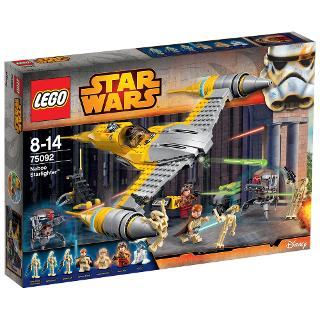 Buy LEGO Star Wars Naboo Starfighter Online at johnlewis.com