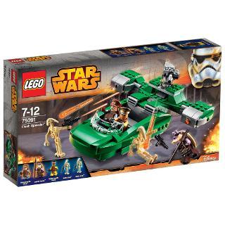 Buy LEGO Star Wars Flash Speeder Online at johnlewis.com