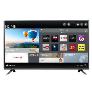 "Buy LG 42LF580V LED HD 1080p Smart TV, 42"" with Freeview HD and Built-In Wi-Fi Online at johnlewis.com"