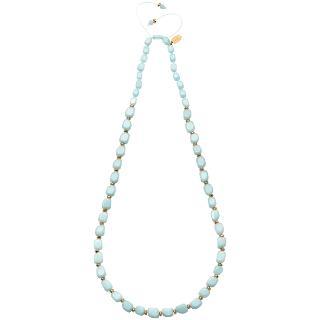 Buy Lola Rose Islington Ice Blue Quartz Necklace, Blue Online at johnlewis.com
