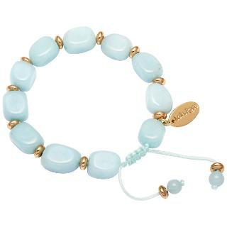 Buy Lola Rose Angel Ice Blue Quartzite Bracelet, Blue Online at johnlewis.com