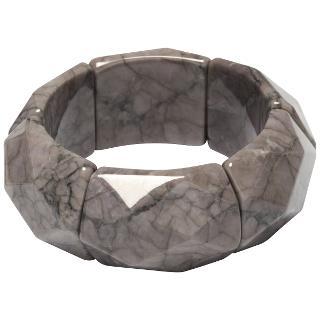 Buy Lola Rose Riley Magnesite Bracelet, Grey Online at johnlewis.com